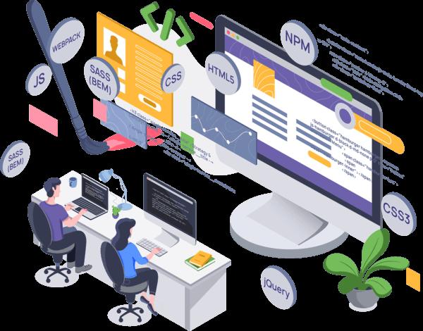 UI/UX Web Design